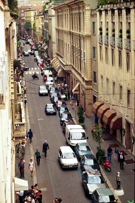 Milano il mercatino su tre ruote for Il mercatino milano