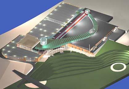 Centro commerciale lunghezza roma est elenco completo dei for Negozi arredamento roma centro