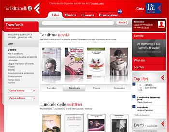 Comprare libri online sempre pi richieste for Comprare libri online scontati